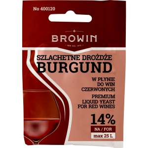 Drożdże do wina Burgund Browin 400120