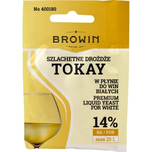 Drożdże do wina Tokay Browin 400180