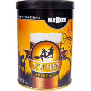 Piwo domowe Koncentrat Bewitched Amber Ale Browin 407470